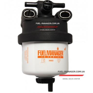 Сепаратор топлива в сборе Clarcor (Stanadyne) FM10 (5 микрон)