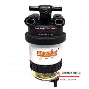 Сепаратор дизельного топлива 5 микрон Clarcor FM10 с чашей