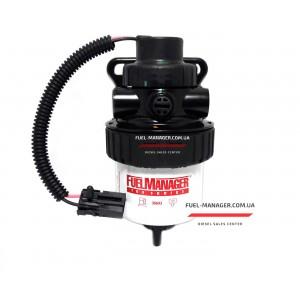 Cепаратор дизельного топлива 2 микрона с подогревом Fuel Manager
