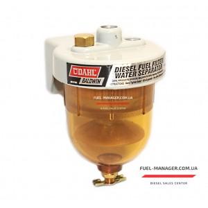 Фильтр сепаратор дизельного топлива Baldwin Dahl 65