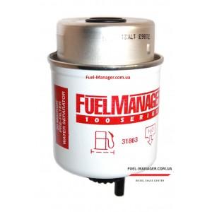 Фильтрующий элемент Stanadyne 31863 FM100 (30 микрон) 3.6 Дюйма / 91.4 мм