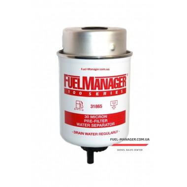 Фильтрующий элемент Stanadyne 31865 FM100 (30 микрон) 4.3 Дюйма / 109.2 мм