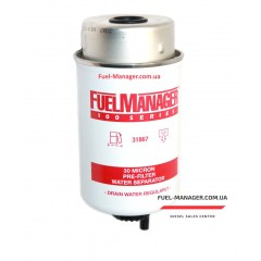 Фильтрующий элемент Stanadyne 31867 FM100 (30 микрон) 5.1 Дюйма / 129.5 мм