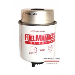 Фильтрующий элемент Stanadyne 31871 FM100, 5 микрон 3.6 Дюйма / 91.4 мм