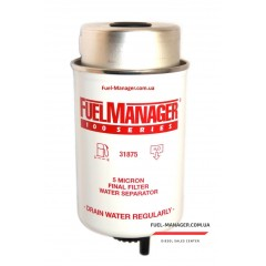 Фильтрующий элемент Stanadyne 31875 FM100 (5 микрон) 5.1 Дюйма / 129.5 мм