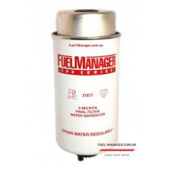Фильтрующий элемент 31877 Stanadyne FM100, 5 микрон 6.0 Дюйма / 152.4 мм