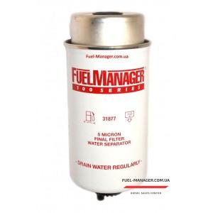 Фильтрующий элемент 31877 Stanadyne FM100 (5 микрон) 6.0 Дюйма / 152.4 мм