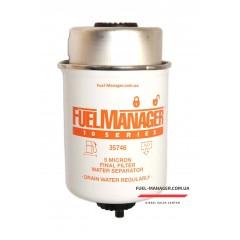 Фильтрующий элемент Stanadyne FM10 (5 микрон) 4.3 Дюйма / 109.2 мм