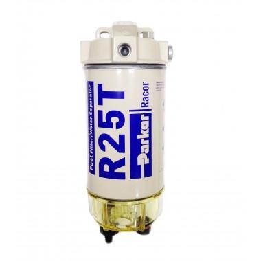 Фильтр сепаратор Parker Racor 245R10MTC с подкачкой 10 микрон