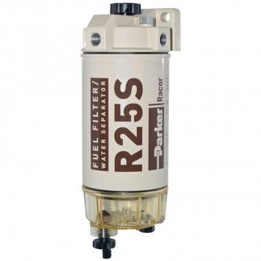 Фильтр сепаратор с подогревом и подкачкой Racor 245R122MTC 2 микрона