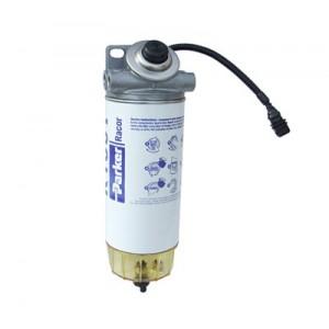 Фильтр сепаратор с подогревом и подкачкой Racor 4160RHH10MTC 10 мкм.