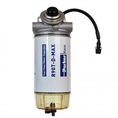 Фильтр сепаратор с подогревом и подкачкой Racor 490RHH10MTC 10 мкм.