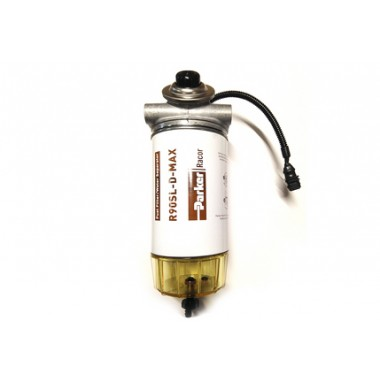 Фильтр сепаратор с подогревом и подкачкой Racor 490RHH2MTC 2 мкм.