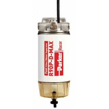 Фильтр сепаратор с подогревом и подкачкой Racor 490RHH30MTC 30 мкм.